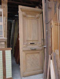 Antieke oude voordeuren
