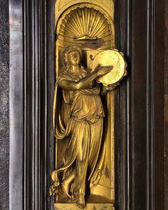 Lorenzo Ghiberti, Florence, Opera, Door Handles, Greek, Statue, Instagram, Decor, Art
