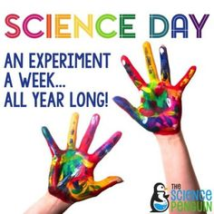 Science Day: An Experiment a Week... All Year Long!