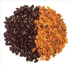 Rakytník v 70% hořké čokoládě 1 kg