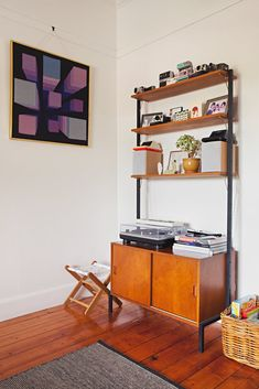 An artist and a musician create a beautiful family home together in Australia filled with the treasures they've collected over the years.