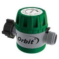 Orbit - Orbit Mechanical Garden Water Timer for Hose Faucet Watering - 62034 - Watering and Irrigation Equipment Best Sprinkler, Orbit Sprinkler, Micro Sprinkler, Water Garden, Garden Hose, Lawn And Garden, Potager Garden, Water Timer, Summer Time