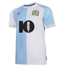 f72963a34 Blackburn Rovers home shirt for 2018-19.