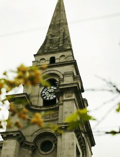 Marianna-Kennedy-roof-garden-view-of-Spitalfields-Christ-Church-steeple-Nicholas-Hawksmoor