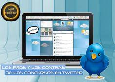 Los Pros Y Los Contras De Participar En Un Concurso En Twitter (pinned by @ricardollera)