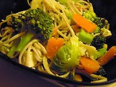tallarines-con-verduras