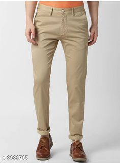 Trousers Trendy Stylish Cotton Men's Trousers Fabric: Cotton Waist Size: 28 in 30 in 32 in 34 in 36 in Length: Up To 40 in Type: Stitched Color: Khakhi  Description: It Has 1 Piece Of Men's Trouser Country of Origin: India Sizes Available: 28, 30, 32, 34, 36 *Proof of Safe Delivery! Click to know on Safety Standards of Delivery Partners- https://ltl.sh/y_nZrAV3  Catalog Rating: ★4 (1846)  Catalog Name: Trendy Stylish Cotton Men's Trousers Vol 15 CatalogID_555091 C69-SC1212 Code: 364-3938705-