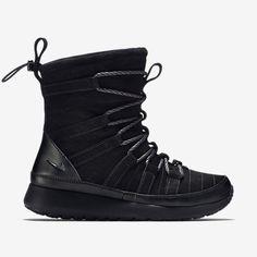 quality design d1c17 ae206 Nike Roshe One Hi Suede Women s SneakerBoot