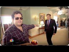 A Day in the Life with Josh Gad / 1600 Penn / #1600Penn