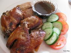 http://tevysfoodblog.blogspot.com/2013/11/chinese-soy-chicken.html CHINESE SOY CHICKEN