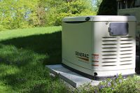 Generac standby generator. Heating And Air Conditioning, Plumbing, Home Appliances, Cool Stuff, House Appliances, Kitchen Appliances, Appliances, Bathroom Fixtures