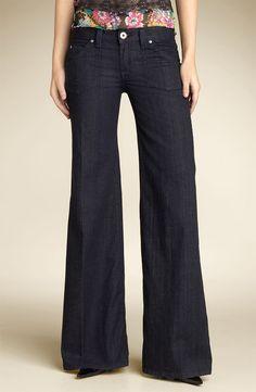 wide leg pants for women | ProductWiki: Hudson Wide Leg Stretch Jeans - Women's Jeans