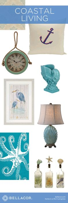 Coastal Lighting & Decor - Save at http://www.bellacor.com/