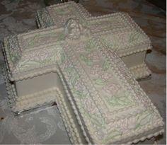 christian cakes decorations | Christening & Religious Cakes.JPG