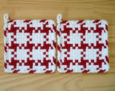 pot holders loom patterns - Google Search