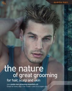 Why Aveda Men? Because Men's skin and scalp differ from women's, they need to be treated differently. Men are more prone to sensitivity, itchiness, irritation, redness and other unpleasant skin and scalp conditions.