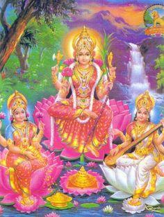 Shakti: a Grande Deusa e suas manifestações