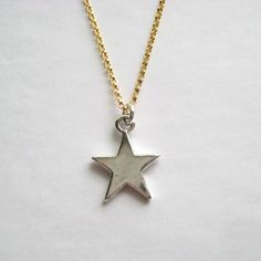 Star Pendant Necklace #Christmas #jewelry
