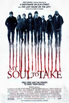 My Soul to Take - Review: My Soul to Take (2010) is a 1h 47-min American supernatural horror mystery film that was shot in… #Movies #Movie