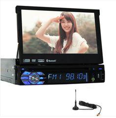 Eincar Single Din Car Stereo Gps Navigation Car Dvd Player 1 Din Car
