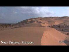 Algumas dunas de areia cantam melodias assombrosas. Uma nova pesquisa mostra que os grãos de areia de um determinado tamanho tendem a produzir notas ressonantes a cerca de 90Hz
