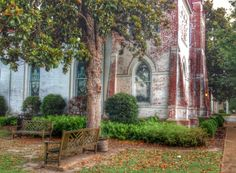 Fillmore Street Chapel, Corinth, MS