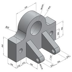 Solidworks Exercise 1  Solidworks Exercise 2 Solidworks Exercise 3  Solidworks Exercise 4 Solidworks Exercise 5  Rod / Shaft Support: Shafts, too, are a basic, important and very common machine element. A shaft is usually designed to perform a specific task in a specific machine. In general, a rotating member used for the transmission of power is called shaft. A shaft known variously as a DRIVESHAFT, TAILSHAFT or CARDAN SHAFT (and sometimes as a JACK SHAFT). It is used to transmit power...