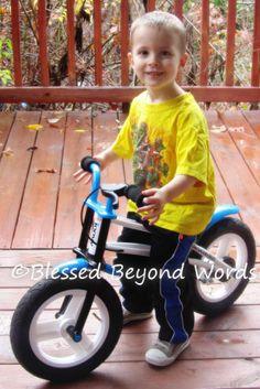 Joovy Bicycoo in blue