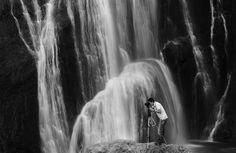 waterfall by Hasan TÜRKER on 500px