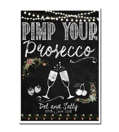 Image result for pimp your prosecco