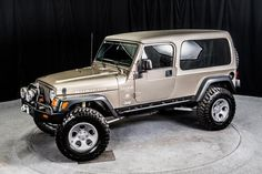 AEV LWB 112 TJ Rubicon - the only one in existence