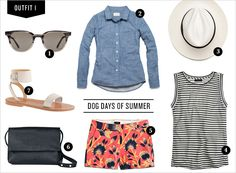 Dog Days of Summer | Rue