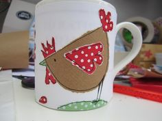 dots and spots: Mugs - Part 1