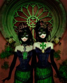 Photo-manipulation by Natalie Shau.