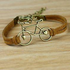 I looooove bikes. =)