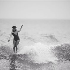 Kelia Moniz suited up for Day 1 of the Swatch Girls Pro in China