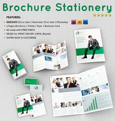 Microsoft Brochure Templates Free Download New 100 Free & Premium Corporate Brochure Design Templates  Corporate .