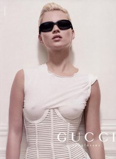3494bb8a18ab ... GUCCI S S Photographer  Inez Van Lamsweerde Vinoodh Matadin (Image via  Style Registry) Authentic Louis Vuitton Outlet Online Store
