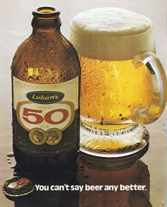 Ice cold beer: three words that can bring instant solace to a dry throat on a scorching hot summer's day. But what about ice cold beer in a stubby . Whiskey Bottle, Vodka Bottle, Beer Bottles, Canadian Beer, Beers Of The World, Acquired Taste, Natural Preservatives, Wine And Beer, Wine And Spirits