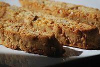 Toffee Crunch Biscotti