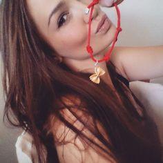 The model #NatašaŽagar #trendsetter with Gioielli Dop Farfalla Pasta Bracelet #models #worldwide    #luckybracelect #jewels #pretty #stylish #picoftheday #shopping #summer2015 #colorful #foodjewelry #gioiellidop #gorgeous #womenswear #modeling #sweet #modelagency #expo2015 #exclusive #trending #iloveit #girl