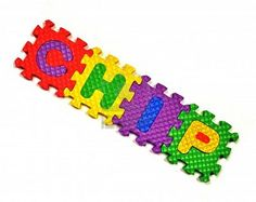 Chip - Word Blocks