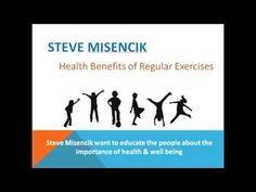 Steve Misencik - Healthy Lifestyle