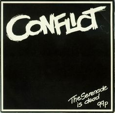 This ep from Conflict features in the title track one of the most powerful punk rock ballads of all time. Punk Rock, All About Time, Punk
