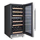 #10: Avanti WCF282E3SD 28 Bottle Designer Series Dual Zone Wine Chiller with Seamless Door, Black with Stainless Steel Doors  https://www.amazon.com/Avanti-WCF282E3SD-Designer-Seamless-Stainless/dp/B01B0HHB62/ref=pd_zg_rss_ts_la_3741531_10?ie=UTF8&tag=a-zhome-20
