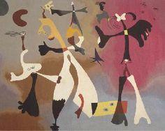 tapestry | Joan Miro