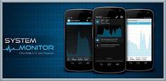 System Monitor, una completa aplicación para monitorizar nuestro Android http://www.xatakandroid.com/p/92360