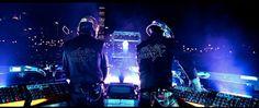 Reposting @musicplayfreedom: Daft Punk | #Music #Live #DaftPunk #Alive2007 #Alive2017