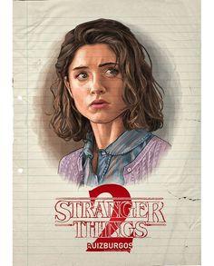 Stranger Things 2 by Ruiz Burgos @ruizburgos