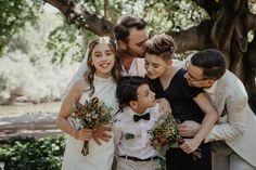 Kings Park, Perth, Fathers, Real Weddings, Wedding Photos, Wedding Inspiration, Romantic, Gay Men, Couples